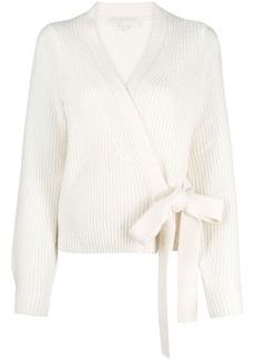 MICHAEL Michael Kors chunky knit wrap cardigan