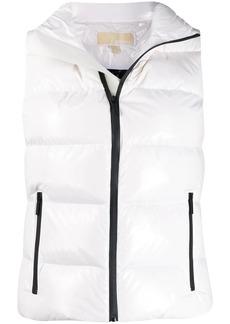 MICHAEL Michael Kors Cire padded gilet jacket