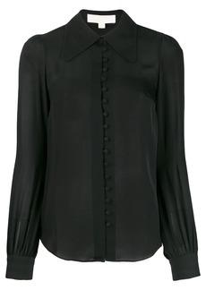 MICHAEL Michael Kors classic-collar silk shirt