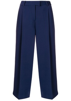 MICHAEL Michael Kors classic cropped trousers