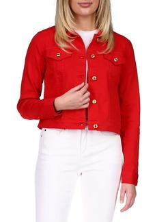 MICHAEL Michael Kors Classic Denim Jacket
