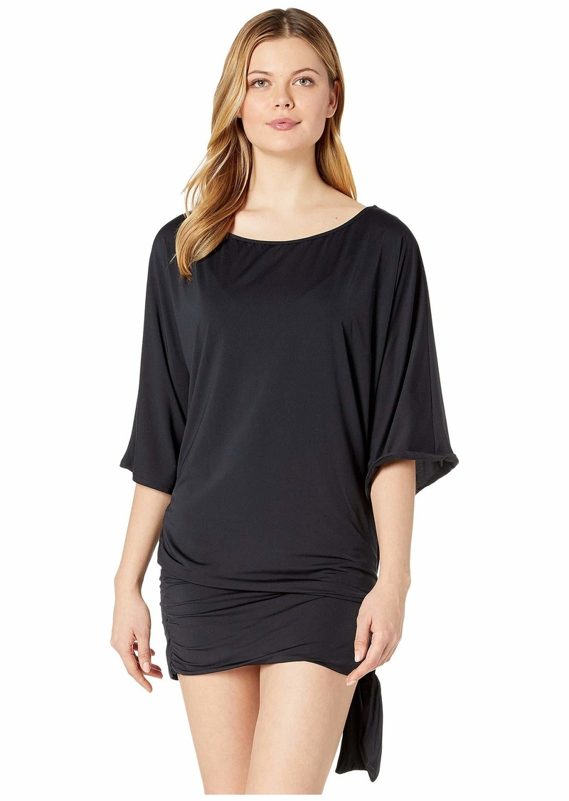 MICHAEL Michael Kors Classic Side Tie Cover-Up