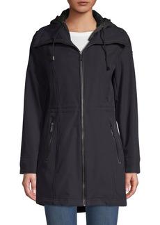 MICHAEL Michael Kors Classic Zip-Front Hoodie