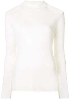 MICHAEL Michael Kors cold shoulder sweater