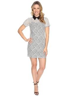 468bb83d73 MICHAEL Michael Kors Quincy Lace-Up Linen Dress