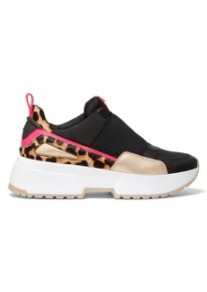 MICHAEL Michael Kors Cosmo Calf-Hair Sneakers