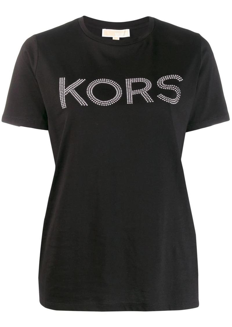 MICHAEL Michael Kors crew neck logo T-shirt