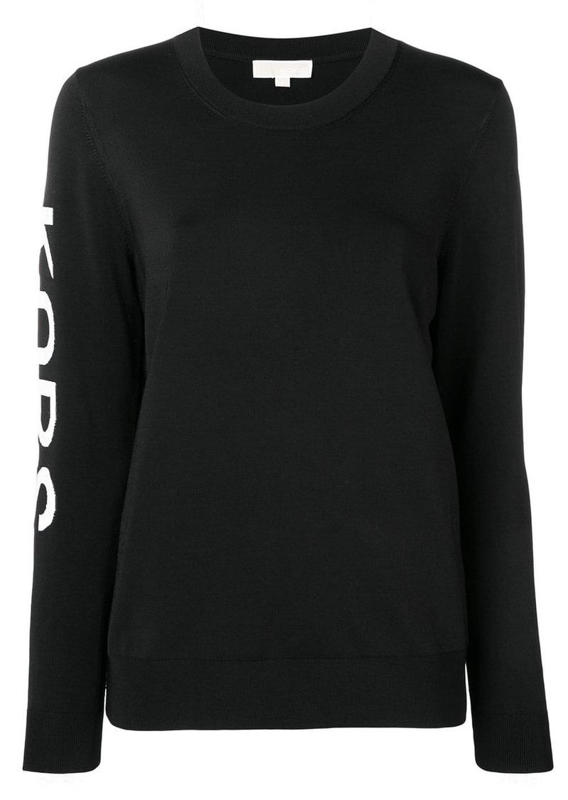 MICHAEL Michael Kors crew neck sweatshirt