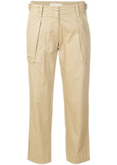 MICHAEL Michael Kors cropped cargo trousers