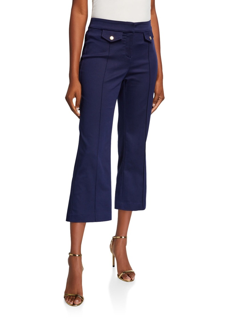 MICHAEL Michael Kors Cropped Flare Pants