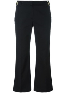 MICHAEL Michael Kors cropped flared trousers