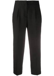 MICHAEL Michael Kors cropped straight-leg trousers