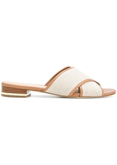 MICHAEL Michael Kors cross-over sandals
