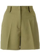 MICHAEL Michael Kors Crushed tailored shorts