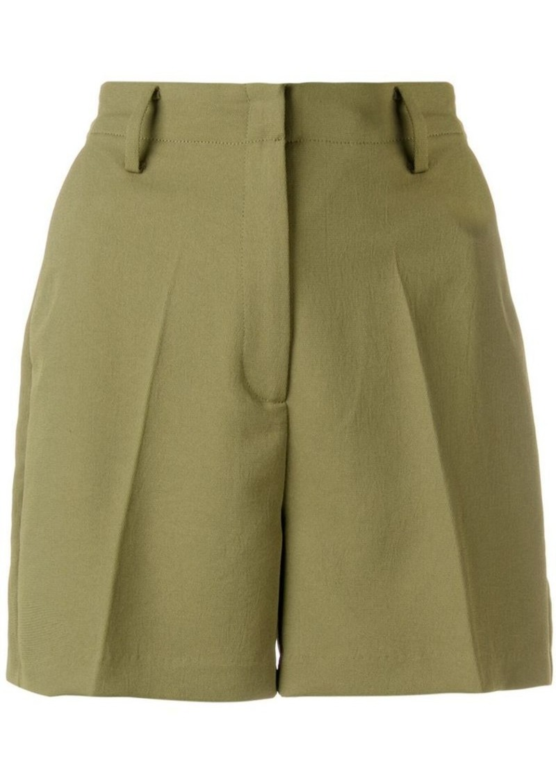 MICHAEL Michael Kors Crushed tailored shorts