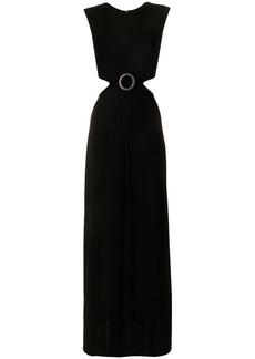 MICHAEL Michael Kors cutout-detail maxi dress