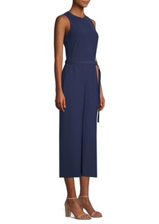 MICHAEL Michael Kors D-Ring Belt Jumpsuit