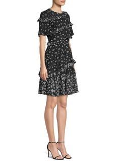 MICHAEL Michael Kors Daisy Ruffle Dress