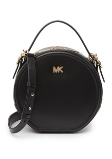 MICHAEL Michael Kors Delaney Leather Canteen Crossbody Bag
