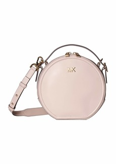 MICHAEL Michael Kors Delaney Medium Top-Handle Canteen Messenger