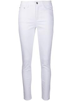 MICHAEL Michael Kors denim high rise skinny jeans
