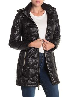 MICHAEL Michael Kors Diamond Quilt Packable Jacket