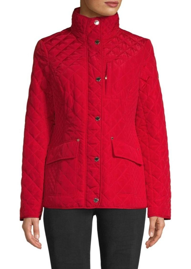 MICHAEL Michael Kors Diamond Quilted Jacket