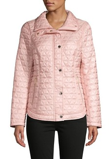 MICHAEL Michael Kors Diamond-Quilted Puffer Jacket