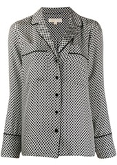 MICHAEL Michael Kors digital print blouse