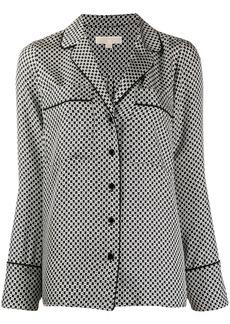 MICHAEL Michael Kors digital print blouse