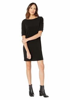 MICHAEL Michael Kors Dolman Sleeve Grommet Dress