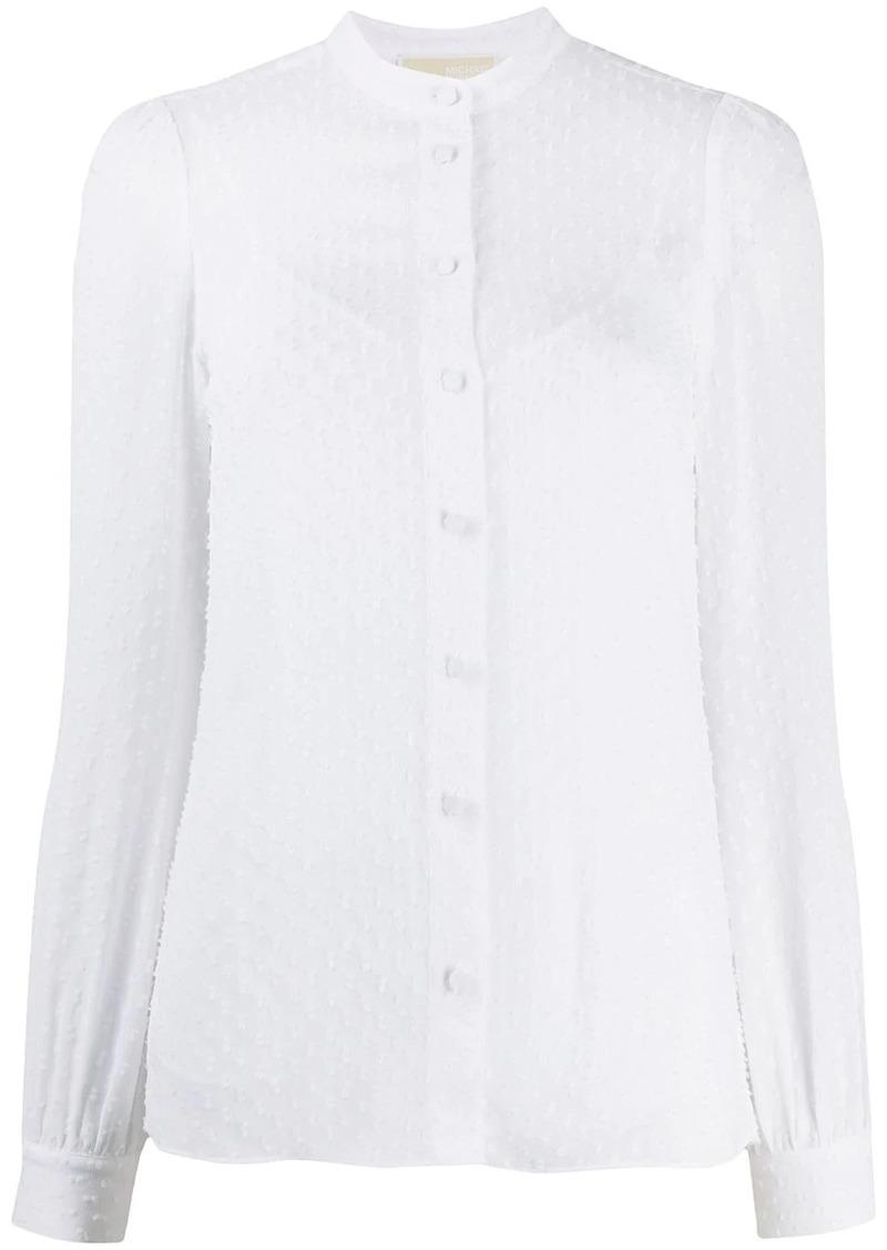 MICHAEL Michael Kors dot pattern shirt