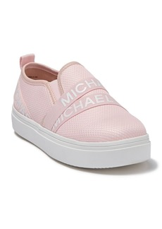 MICHAEL Michael Kors Double Crosswalk Slip-On Sneaker (Toddler, Little Kid, & Big Kid)