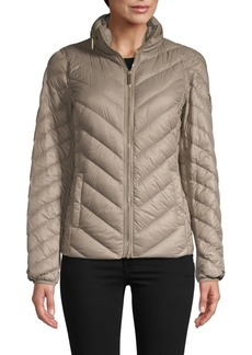 MICHAEL Michael Kors Down-Filled Quilted Jacket