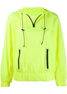 MICHAEL Michael Kors drawstring hooded jacket