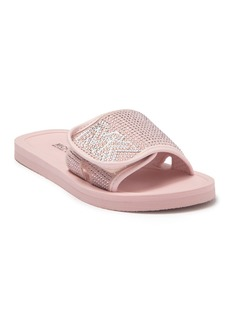 MICHAEL Michael Kors Eli Ashley Embellished Slide (Toddler, Little Kid, & Big Kid)