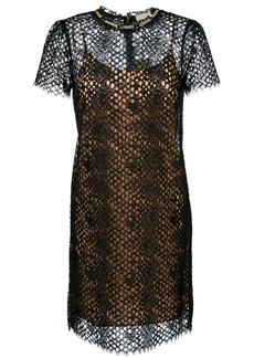 MICHAEL Michael Kors embellished lace dress