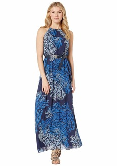 MICHAEL Michael Kors Engineered Tahitian Reef Dress
