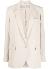 MICHAEL Michael Kors fitted single breasted blazer
