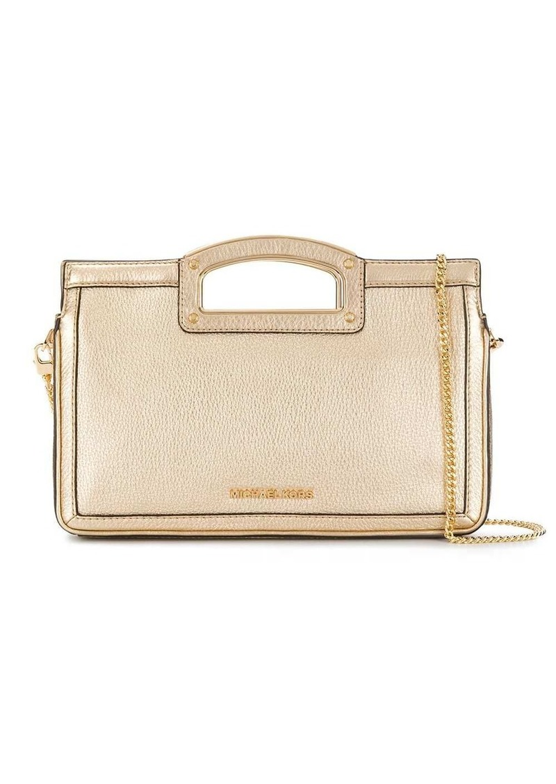 MICHAEL Michael Kors flat top handle tote bag