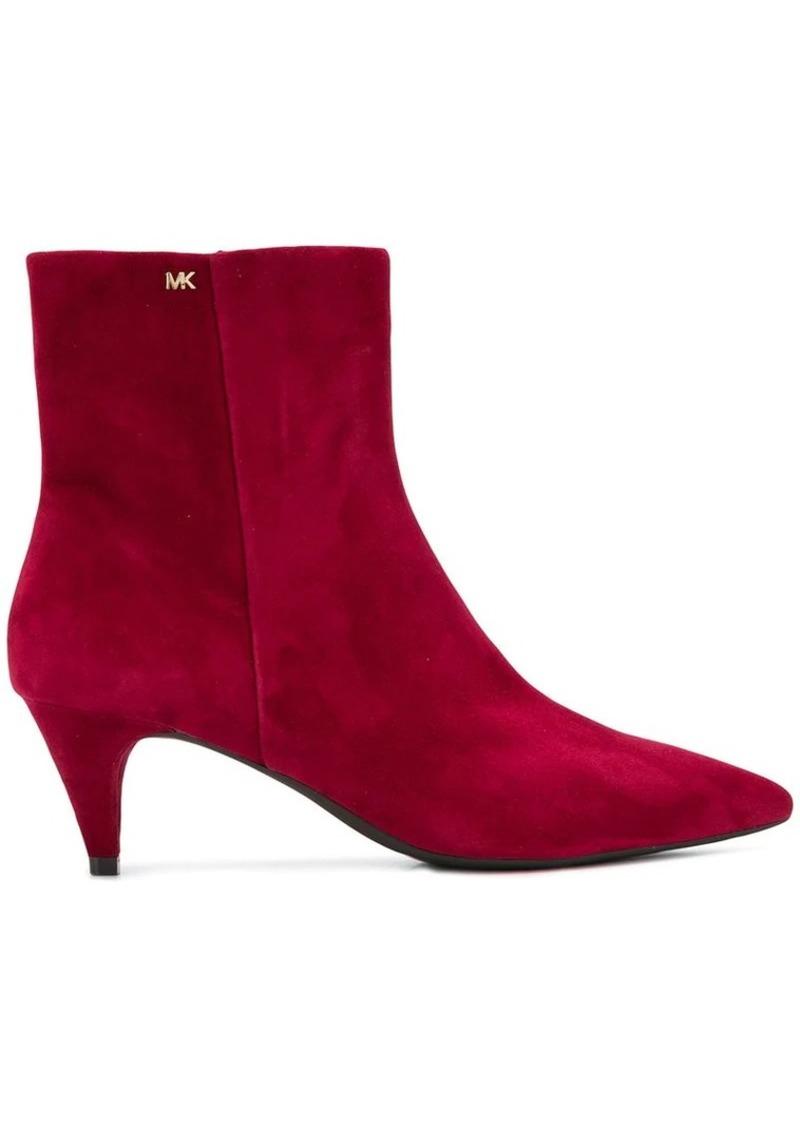 09efa39ed943 MICHAEL Michael Kors Flex kitten-heel boots