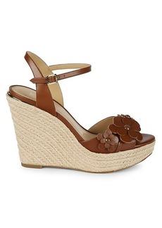MICHAEL Michael Kors Flora Wedge Sandals