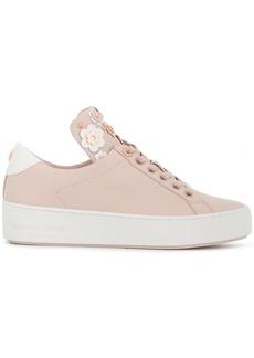 MICHAEL Michael Kors floral low-top sneakers