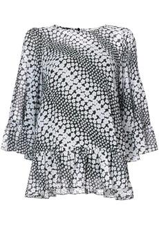 MICHAEL Michael Kors floral-print blouse