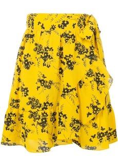 MICHAEL Michael Kors floral-print skirt