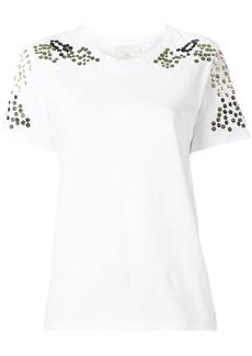 MICHAEL Michael Kors floral T-shirt