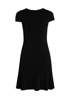 MICHAEL Michael Kors Flounce Seamed Dress