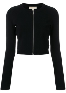 MICHAEL Michael Kors front zipped cardigan