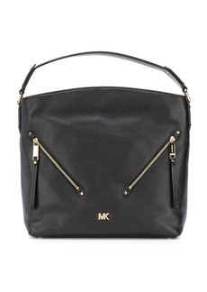 MICHAEL Michael Kors front zipped tote bag