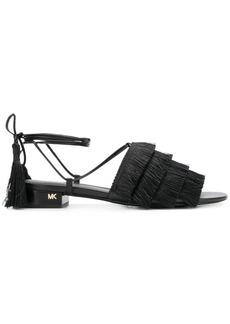 MICHAEL Michael Kors Gallagher fringed sandals